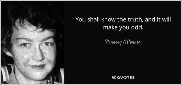 was flannery o connor the most shocking voice in american caleb pirtle iii