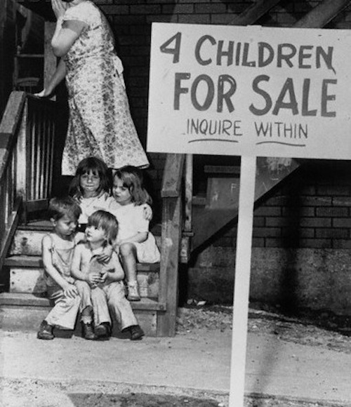 A Mystery Solved: 4 Children for Sale - Caleb and Linda Pirtle