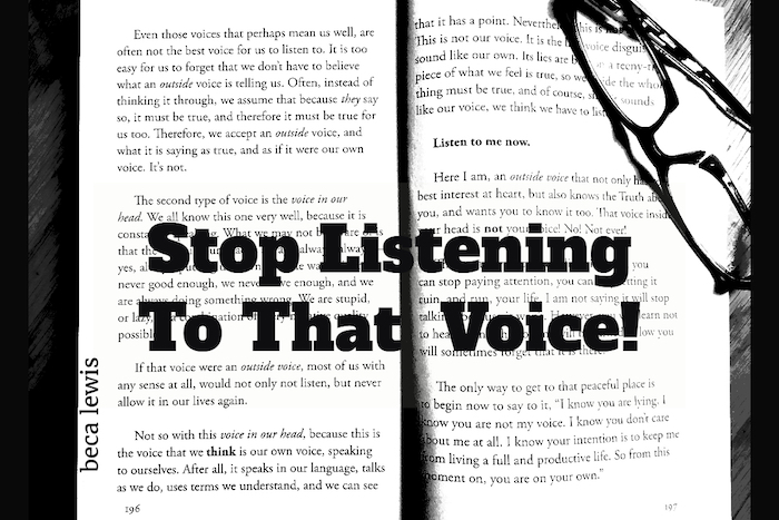 The voices that determine our lives - Caleb and Linda Pirtle